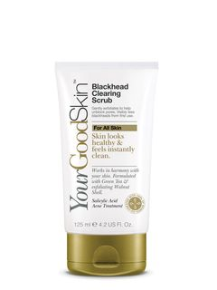 YourGoodSkin Blackhead Clearing Scrub(Foto:Boots Norge)