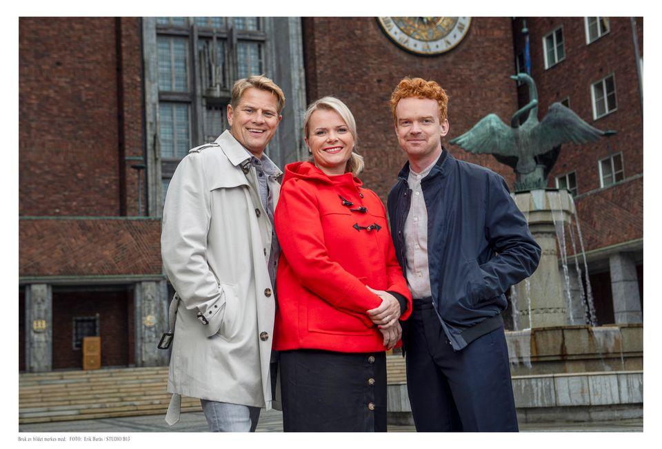 Tv Aksjonen 2019 Her Er Arets Programleiarar Nrk