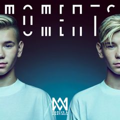 "Marcus & Martinus - ""Moments"" artwork"
