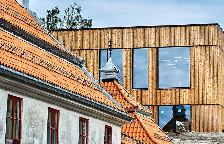 Kolbotn barneskole. Foto: Bård Gudim