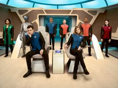 Stillbilde fra serien «The Orville». Foto: FOX