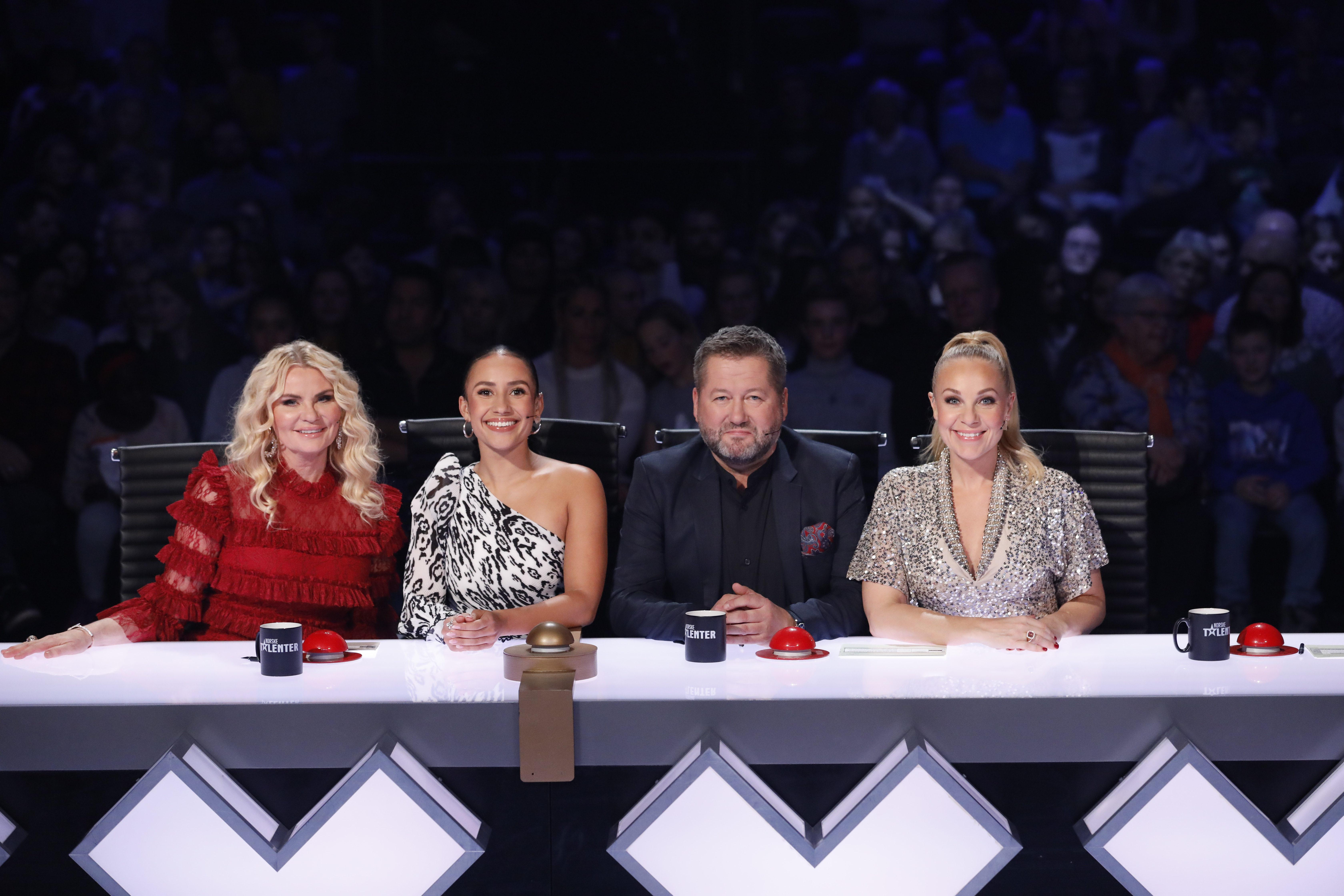 Dommere I Norske Talenter