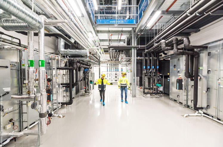 AF Energi & Miljøteknikk endrer selskapsnavn til AF Energi. Foto: AF Gruppen/Bård Ivar Basmo
