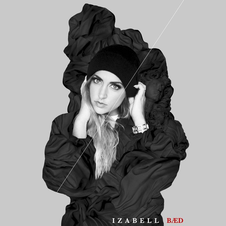"Coverbilde: Izabell ""Bæd"". Universal Music Norge 2015"
