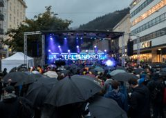 Åpningsfest for Hotel Norge by Scandic i Bergen