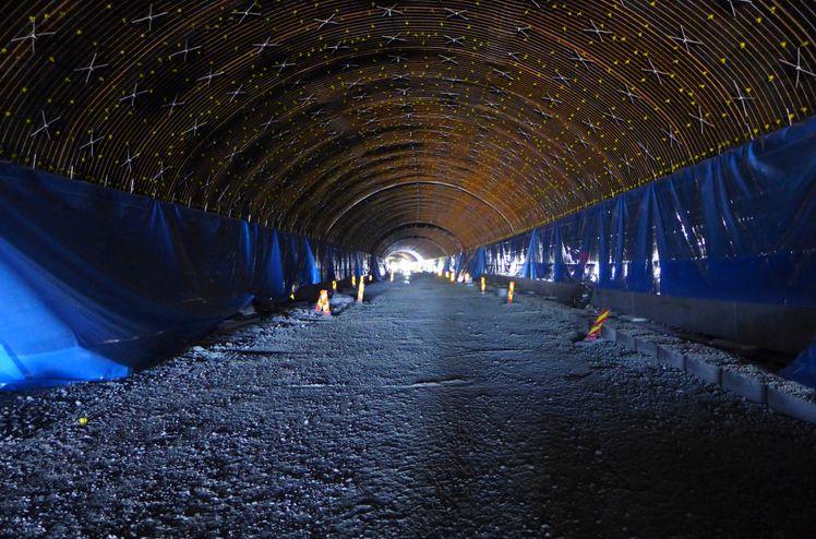 Tunnelrehabilitering. Illustrasjonsbilde. Foto: AF
