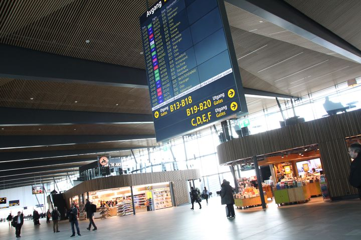 Photo: Avinor