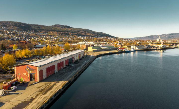 Drammen Kommune Eiendomsutvikling Og Bane Nor Eiendom Samarbeider Om A Utvikle Ny Bydel I Drammen Bane Nor Eiendom