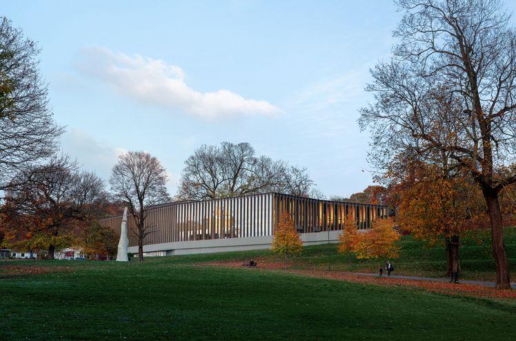 AF Gruppen har inngått kontrakt med Kultur- og idrettsbygg Oslo KF om å bygge det nye Tøyenbadet, Oslos nye hovedbad for idrett og publikum. Ill. Asplan Viak/Kultur- og idrettsbygg Oslo KF
