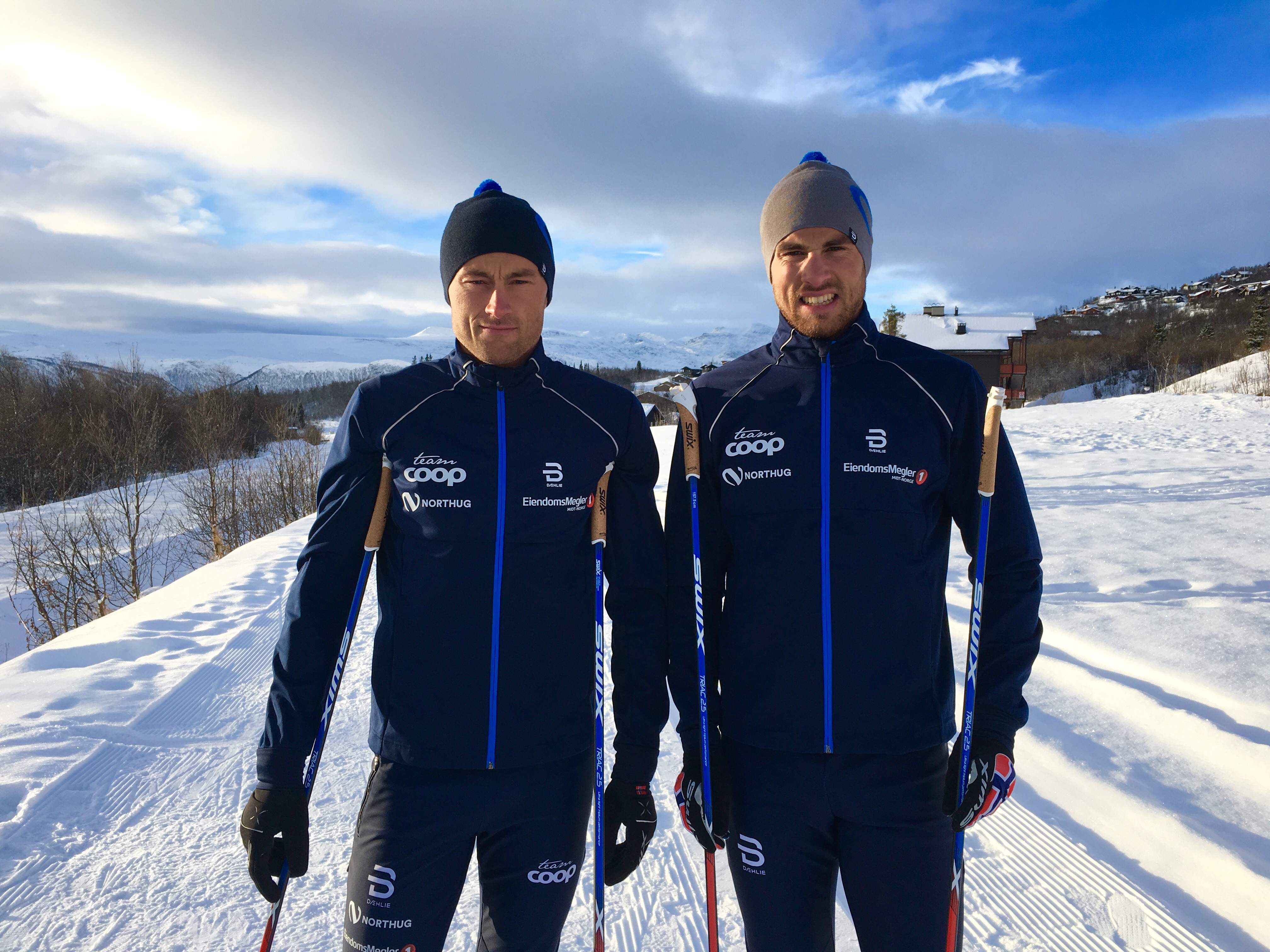 Coop lanserer ny Northug kolleksjon   Coop Norge