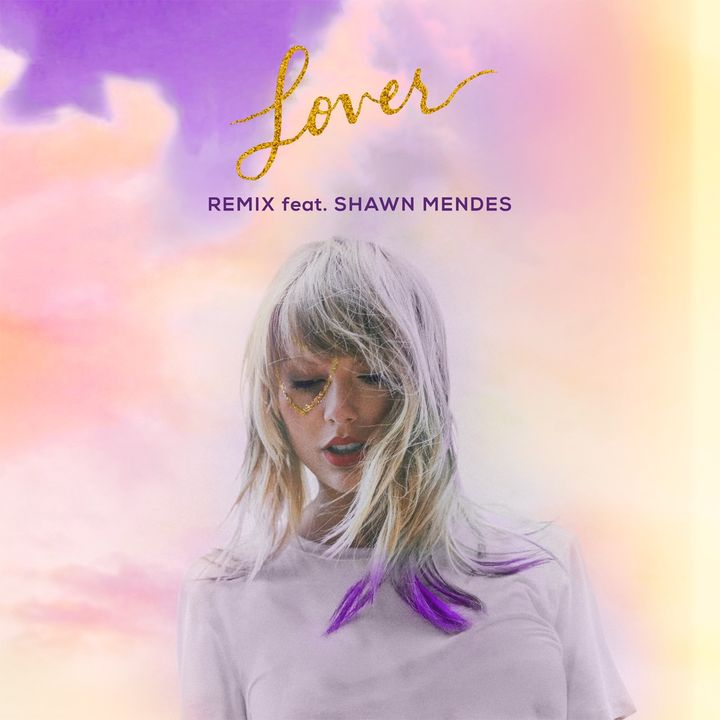 Lover Remix - Cover