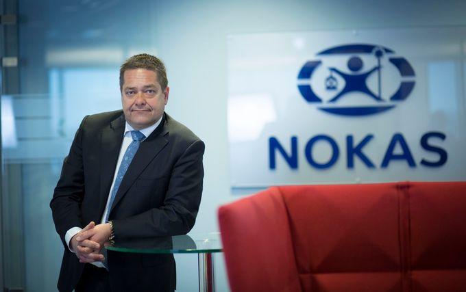 Heine Wang er CEO og grunnlegger av det som i dag er Nokas AS, Nordens største aktører innen sikkerhetsløsninger og kontanthåndtering. Wang har vært med på hele reisen fra begynnelsen til i dag hvor konsernet har 9.500 ansatte.