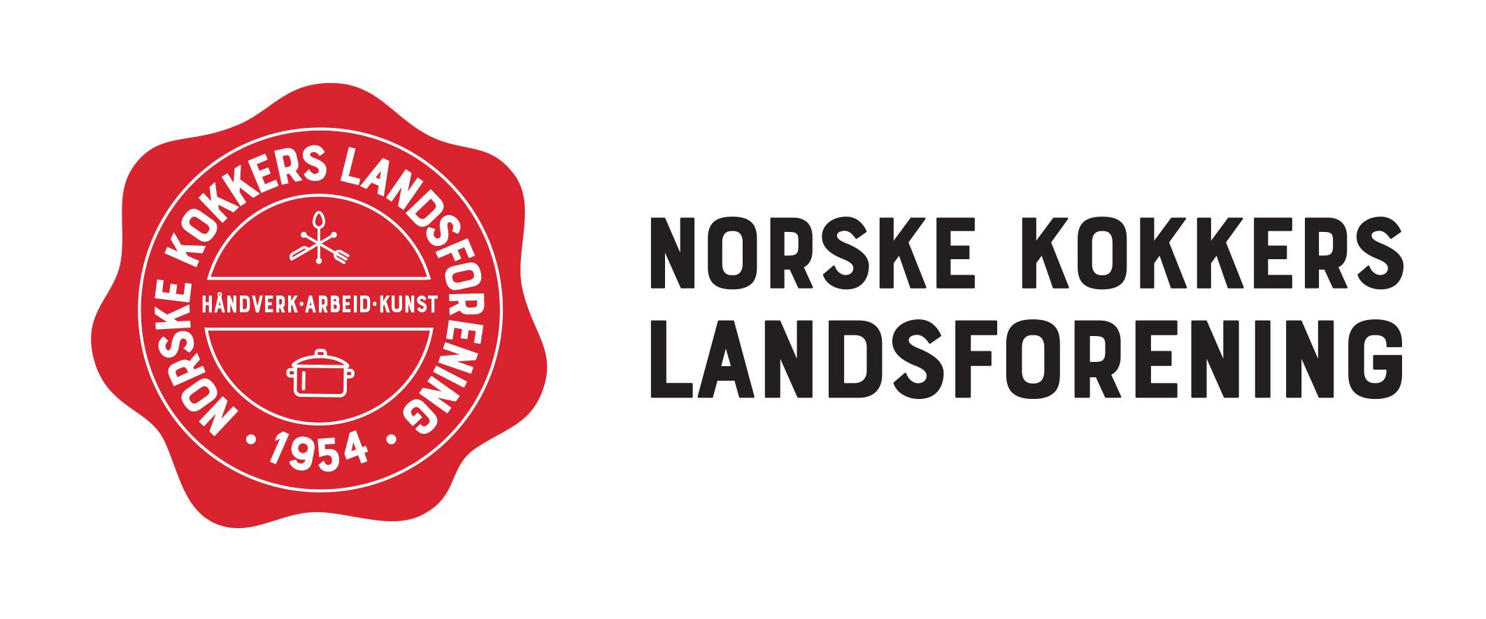 Bilderesultat for norges kokkemesteres landsforening ny logo