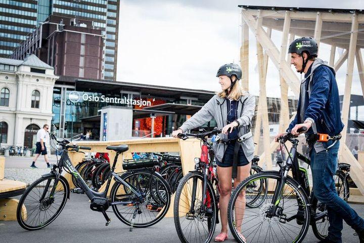 Først i Europa med elsykkel på solenergi   Møller Mobility Group