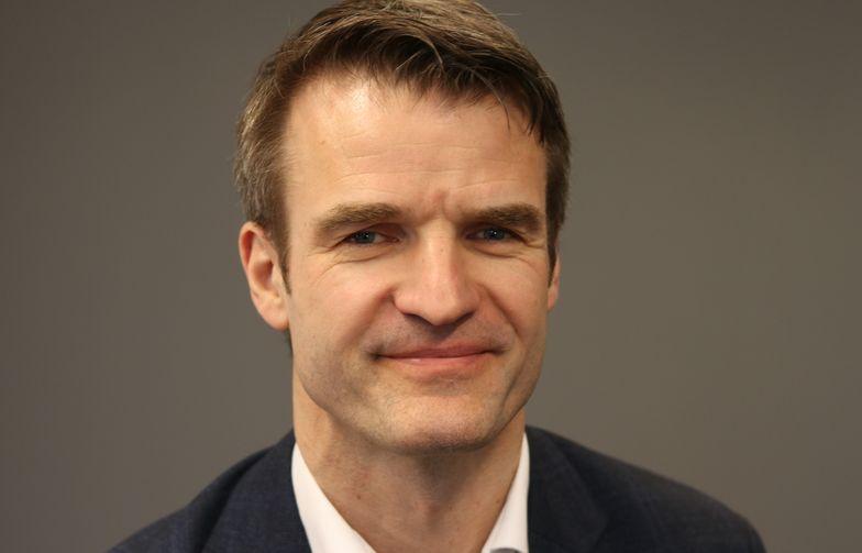 Knut Ekern startet som kommunikasjonsdirektør i AF Gruppen 1. april. Foto: AF Gruppen