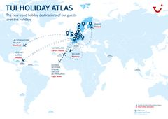 TUI Holiday Atlad Trends