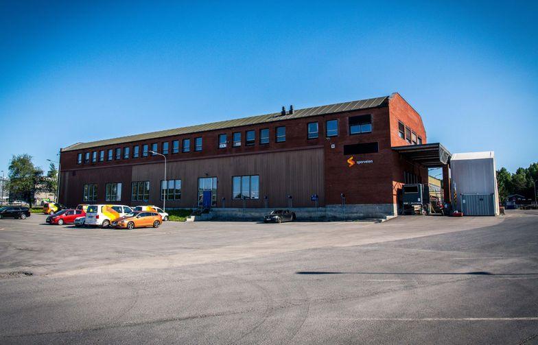 AF Gruppen bygger nytt hovedverksted for Sporveien på Ryen i Oslo. Foto: Sporveien
