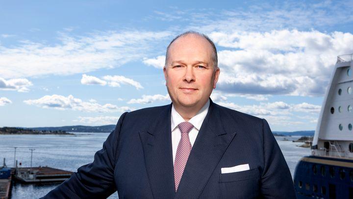 Geschäftsführer Trond Kleivdal