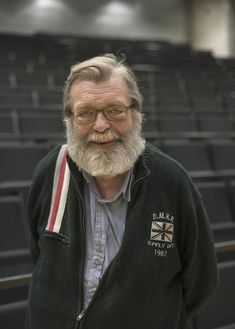 Frank Aarebrot. Foto: Thor Brødreskift