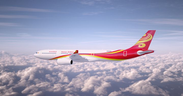 Hainan Airlines will open a direct route between Beijing and Oslo in the spring of 2019. (Photo: Hainan Airlines)