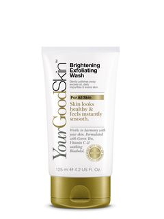 YourGoodSkin Brightening Exfoliating Wash(Foto: Boots Norge)