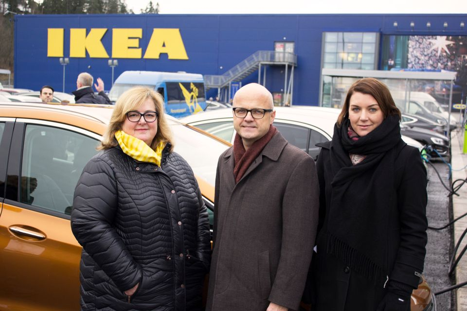 Fortum hjelper IKEA med å bli grønnere Fortum Norge