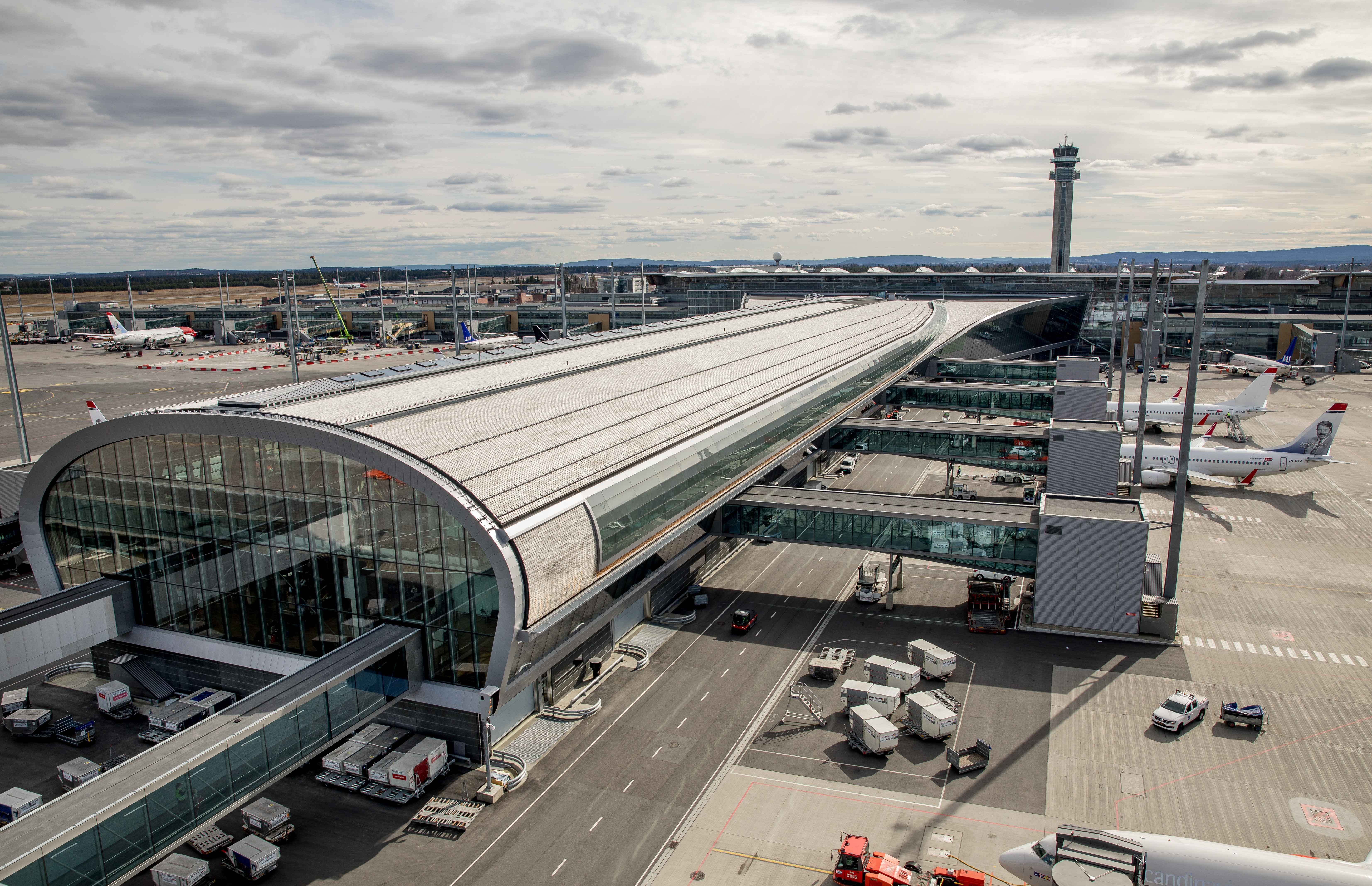 Avinor Oslo Airport named Airport of the Year | The Avinor Group