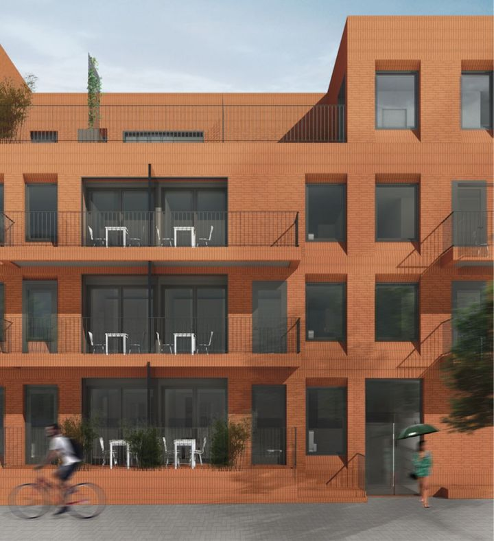 HMB Construction has signed an agreement with Eskilstuna Kommunfastigheter to build 65 new rental apartments