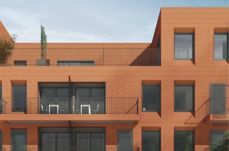 HMB Construction has signed an agreement with Eskilstuna Kommunfastigheter to build 65 new rental apartments