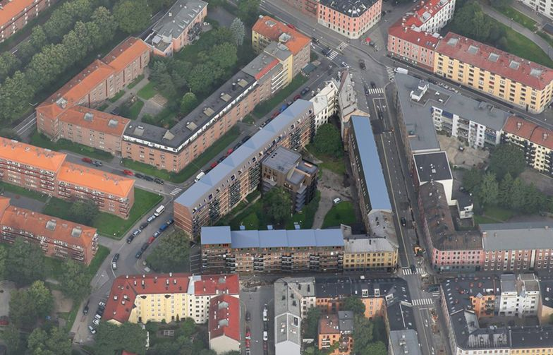 AF Gruppen has signed a contract with Fredensborg Bolig to build 38 apartments at Grünerløkka in Oslo. Ill. Derlick Arkitekter
