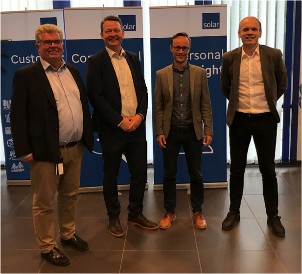 Fra venstre: