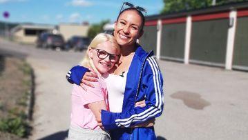 Pia fra Drømmekanalen med Mona Berntsen