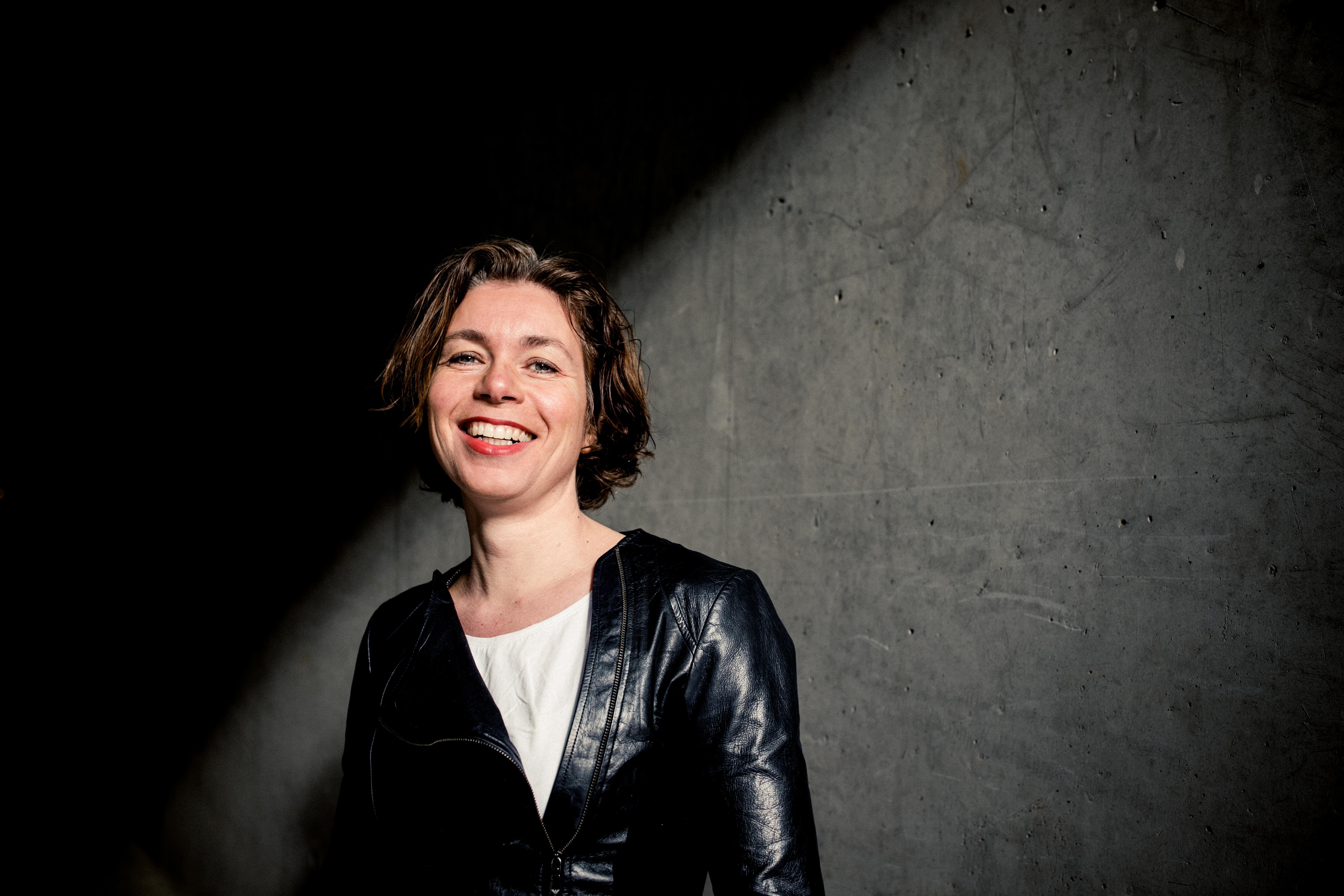 Kathrine Strøm, utviklingssjef for bærekraftig byutvikling i COWI. Foto: Ragnhild Heggem Fagerheim
