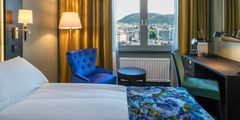 Thon Hotel Orion i Bergen har 219 nyoppussede rom.