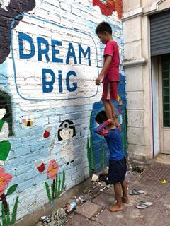 "The non-profit organization Mini Molars Cambodia wins the PR Image Award 2018. The Hamburg-based NGO won out against around 1,000 entrants with its photo ""Dream Big"". Photo: Anton Bass."