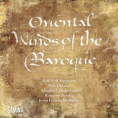 Artwork for Oriental Winds of the Baroque