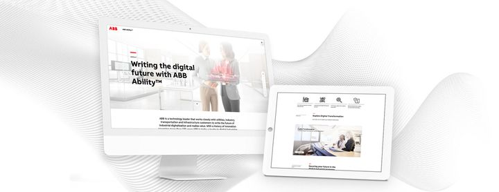 ABB lanserer portal for industrielle, digitale løsninger, ABB Ability