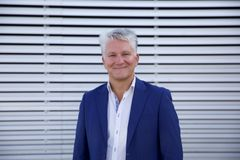 Morten Kvam, Chief Communications Officer i Hudya Group AS