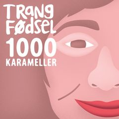 Singelcover for «1000 karameller»