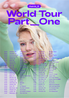 Astrid_S: World Tour Part One: Full