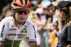 Mark Cavendish topper et sterkt felt i årets Arctic Race of Norway. Foto: ASO/Pauline Ballet