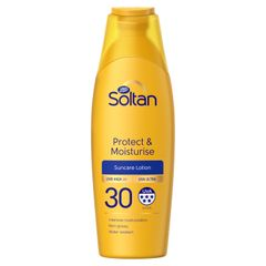 Soltan Protect&Moisturise Lotion, SPF 30
