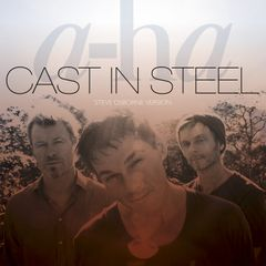 "Coverbilde: a-ha ""Cast In Steel"""