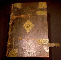 Thorlakurbibelen fra Island - datert til 1644