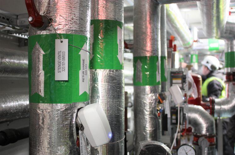 De neste 20 årene skal AF Gruppen og BKK produsere og levere varmtvann til vannbåren varme på Haakonsvern i Bergen etter å ha vunnet kontrakt gjennom Forsvarsbygg. Illustrasjonsfoto: AF Gruppen