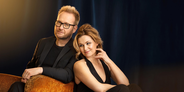 Sigvart Dagsland og Karoline Krüger slipper julelåt | Grappa ...