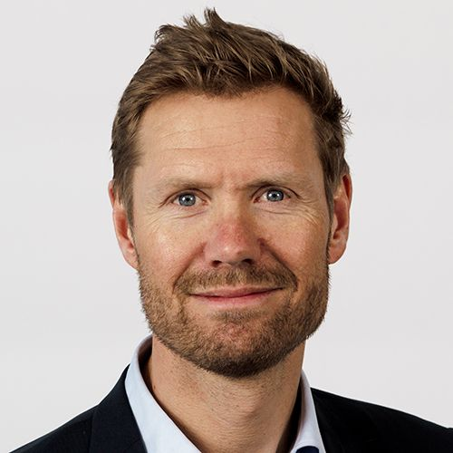 Lars Andresen, administrerende direktør ved NGI – Norges Geotekniske Institutt