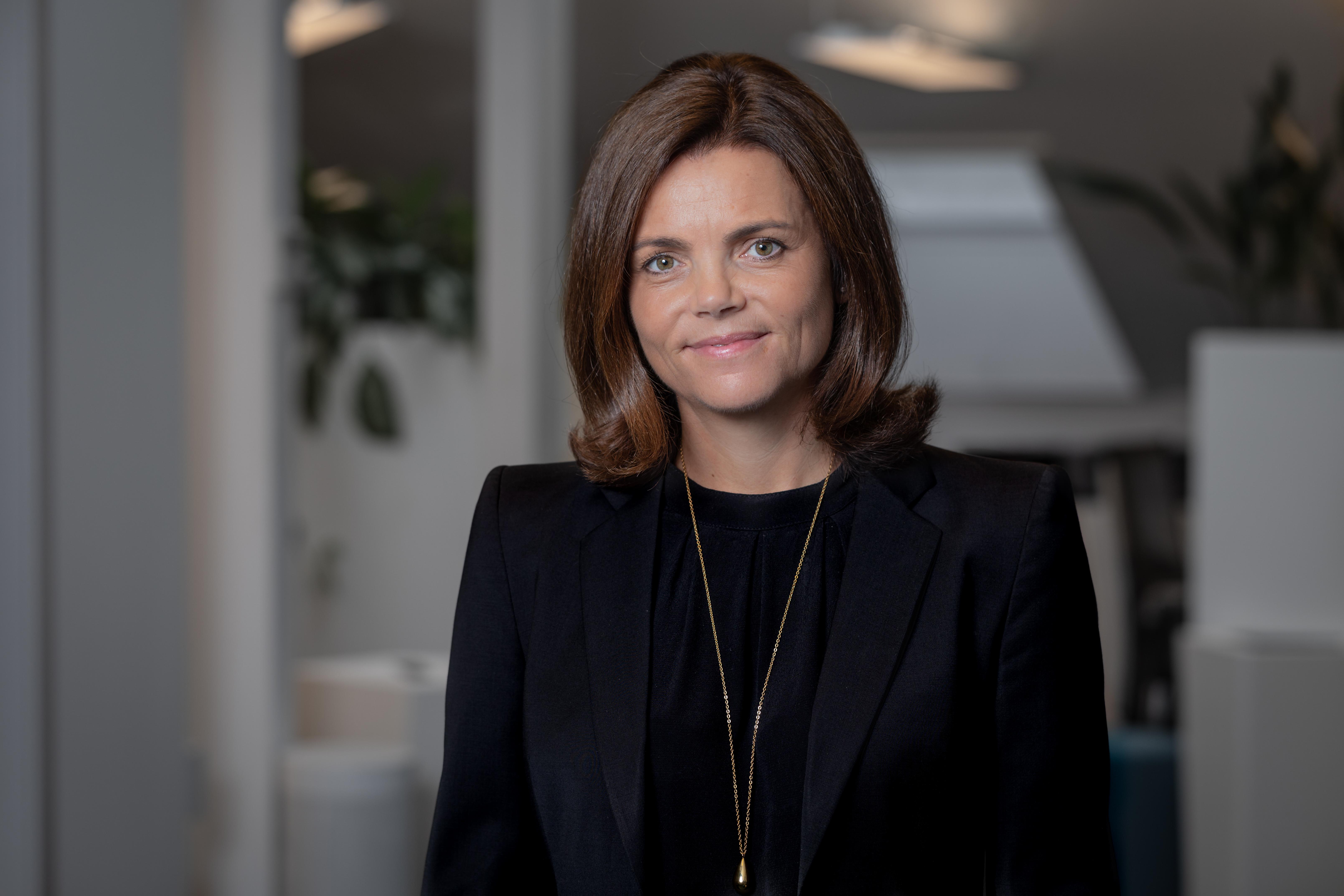 – Dette er første gang McDonald's tilbyr levering i Norge, sier Pia Mellbye, administrerende direktør i McDonald's Norge.
