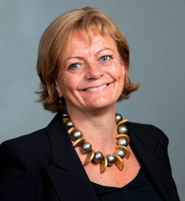 Divisjonsdirektør for innovasjon i Forskningsrådet, Anne-Kjersti Fahlvik.