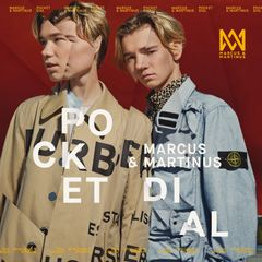Artwork Pocket Dial Marcus & Martinus foto Stian Andersen